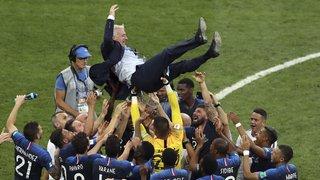 Coupe du monde 2018: la France décroche son deuxième titre mondial