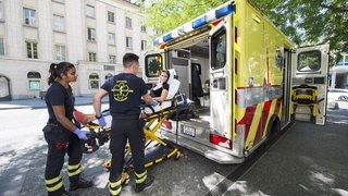 Valais: 700 personnes par an victimes d'un accident vasculaire cérébral