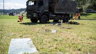 Vingt militaires blessés