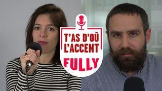 """Série """"T'as d'où l'accent?"""": l'analyse du phrasé de Victorine de Fully par le linguiste Mathieu Avanzi"""