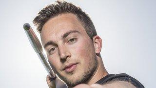 Le Valaisan Laurent Carron est sacré champion suisse au javelot