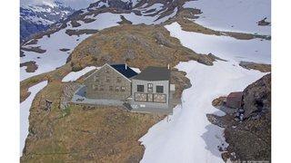 Le projet de rénovation de la cabane de Chanrion est sous toit