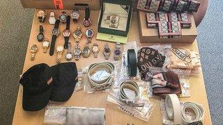 Zurich: arrestation de dixvendeursde contrefaçons en ligne