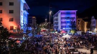 Festivals Couleur Pavé Sierre et Nuances Pop à Saint-Maurice