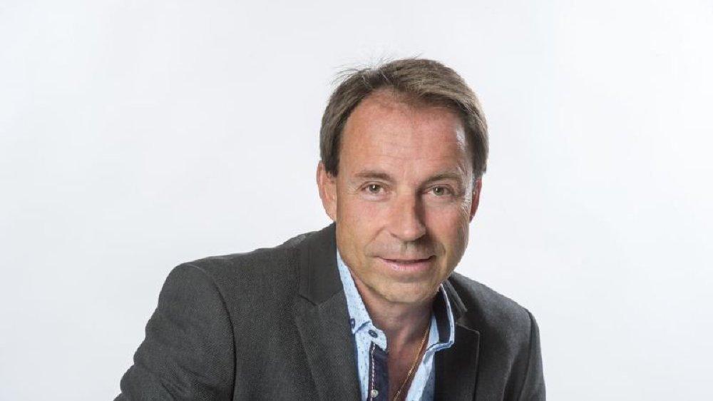 Christophe Spahr, responsable de la rubrique des sports.