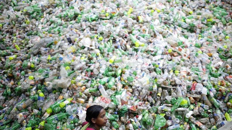 8 milliards de tonnes de plastique sont répandus sur terre et la production devrait doubler dans les deux prochaines décennies.