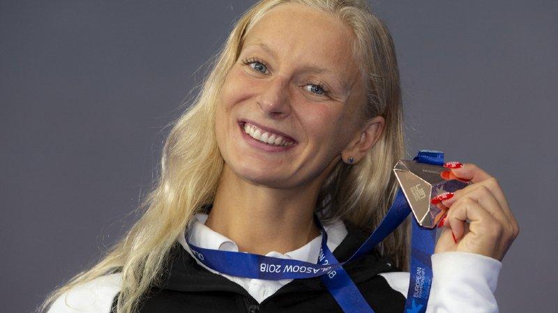 Natation - Championnats d'Europe: la Zurichoise Maria Ugolkova en bronze sur le 200 mètres 4 nages