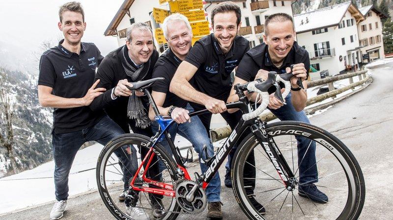 La Désalpe Reichenbach à Finhaut, une nouvelle cyclosportive en Valais