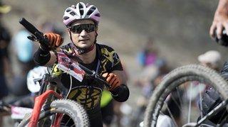 Le triple champion du monde de moto Dani Pedrosa a souffert sur le pas de Lona