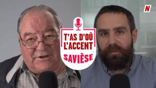 Série «T'as d'où l'accent?»: l'analyse du parler du Saviésan Gérard Debons par Mathieu Avanzi
