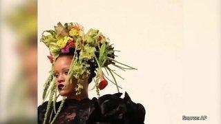 Rihanna en couverture de Vogue UK, c'est historique