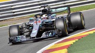 Formule 1: sous la pluie de Spa, Lewis Hamilton décroche la pole position du Grand Prix de Belgique