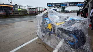 Moto: toutes les courses du Grand Prix de Grande-Bretagne à Silverstone annulées à cause de la pluie