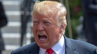 L'avertissement de Donald Trump