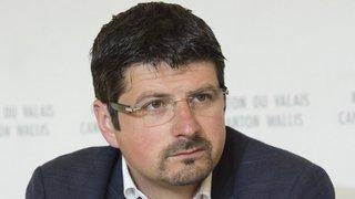Affaire Yannick Buttet: la plaignante réagit