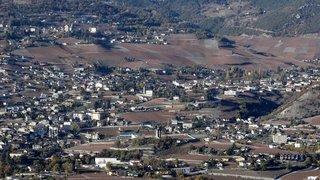 Le Grand Conseil valide la fusion des communes de Miège, Venthône et Veyras