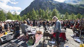 Mauvoisin: carton plein pour la Rocklette du Palp Festival
