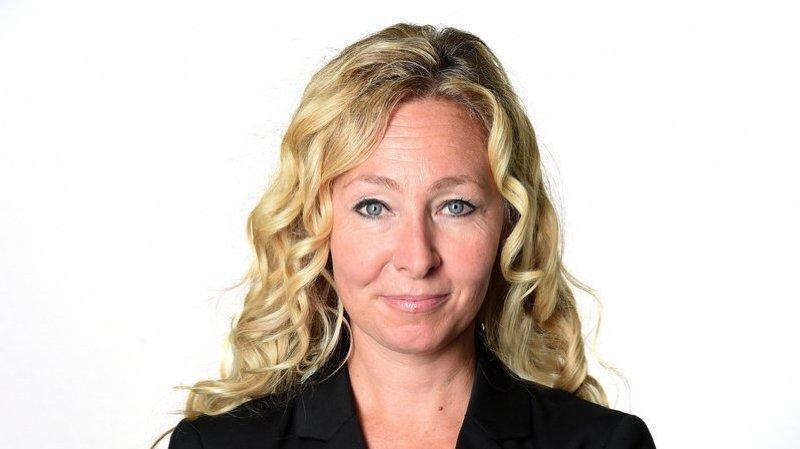 """Sandra Jean, directrice des rédactions du """"Nouvelliste"""" quittera son poste à la fin 2019."""