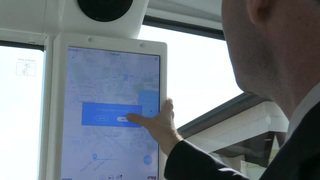 TPG: inauguration de la ligne XA à Meyrin opérée par un véhicule autonome