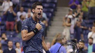 Tennis-US Open: Djokovic rejoint Kei Nishikori en demi-finale