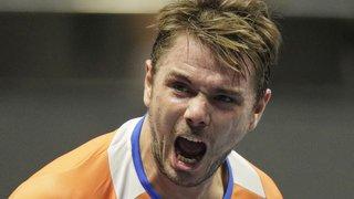 Tennis - Tournoi ATP de St-Petersbourg: Wawrinka sort Khachanov et file en quarts de finale