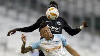 Football - Europa League: l'OM craque contre Francfort et Chelsea se contente d'un but contre la Gèce