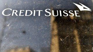 Credit Suisse épinglé par la Finma