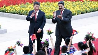 L'incertain pari chinois  de Nicolas Maduro