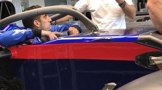 Formule 1: l'Aiglon Sébastien Buemi troisième pilote chez Toro Rosso