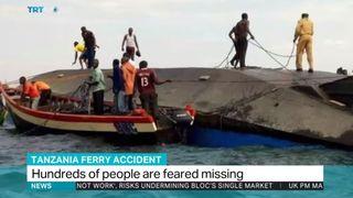 Un ferry sombre sur le lac Victoria: sans doute plus de 200 morts