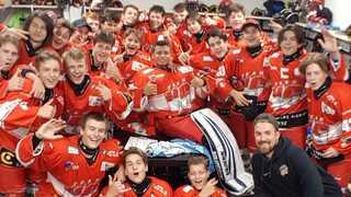 La première saison du HC Valais-Wallis Future en novices élites s'annonce épique