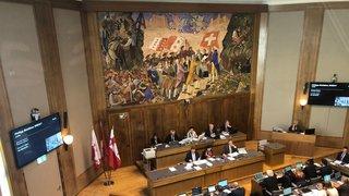 BCVs: l'Etat du Valais ne va pas en justice