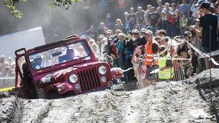 Crans-Montana: 600 participants annoncés à Jeep-Heep-Heep