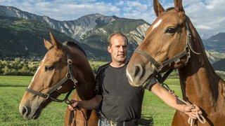 Jérôme Voutaz dispute les Jeux équestres aux Etats-Unis, sa première expérience hors de l'Europe