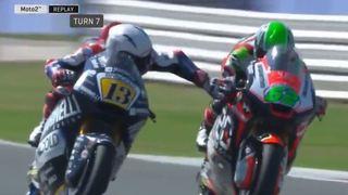 Moto: Fenati, coupable d'avoir saisi la poignée de frein de son adversaire, met fin à sa carrière