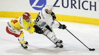 Le HC Sierre y a cru durant un gros quart d'heure face à Fribourg