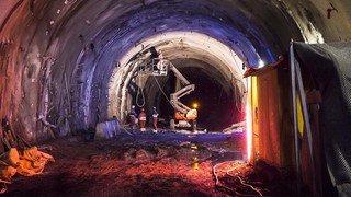 A9: les travaux vont se poursuivre comme prévu dans le Haut-Valais