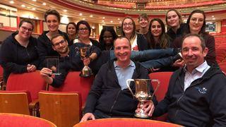 Le Valaisia Brass Band classé 2e au British Open: «C'est presque une nouvelle victoire»