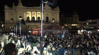 Cinéma: l'acteur américain Johnny Depp acclamé au Festival du Film de Zurich