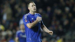 Football: John Terry prend sa retraite