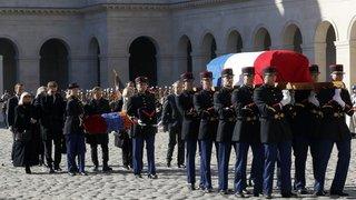 Musique: la France et l'Arménie rendent hommage à Charles Aznavour