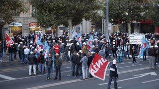 Les maçons valaisans manifesteront le 30 octobre