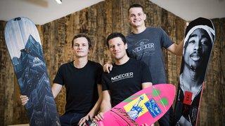 Installé à Rolle, Nidecker redevient numéro 2 mondial du snowboard derrière le géant américain Burton