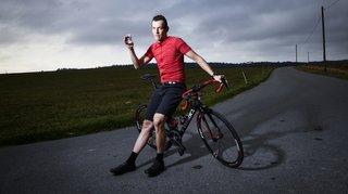 Cyclisme: de la pratique à la théorie, Raphaël Faiss quête la performance