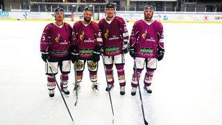 Hockey: à 55 ans, l'arbitre de ligue nationale Didier Massy a rechaussé les patins en 3e ligue