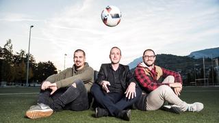 Football: anciens pros, Marazzi, Levrand et Neurohr prennent leur pied chez les amateurs