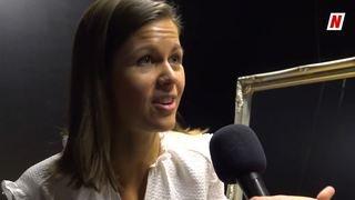 """Foire du Valais: """"Les Valaisans font le meilleur vin blanc"""", interview de Mélanie Oesch"""