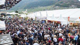 Martigny: la 59ème édition de la Foire du Valais en images