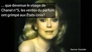 Cinéma: l'actrice française Catherine Deneuve fête ses 75 ans
