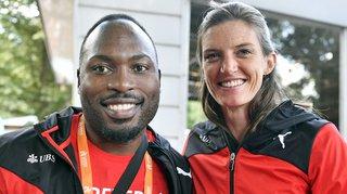 Athlétisme: Léa Sprunger et Alex Wilson athlètes de l'année